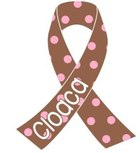 Persistent Cloaca awareness ribbon